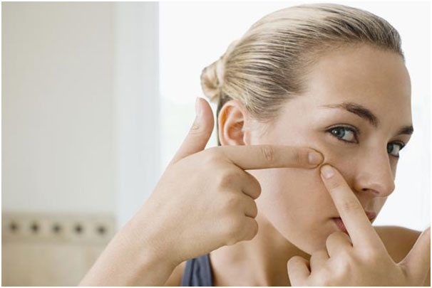 Some easy tricks that will help you get rid of acne.